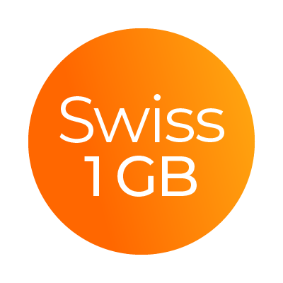 Icon Swiss 1 GB