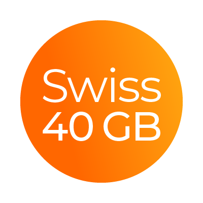 Swiss 40GB