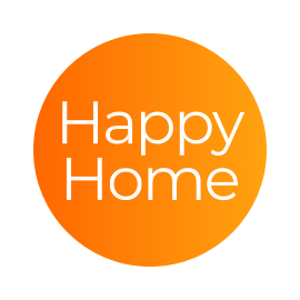 icon happy home